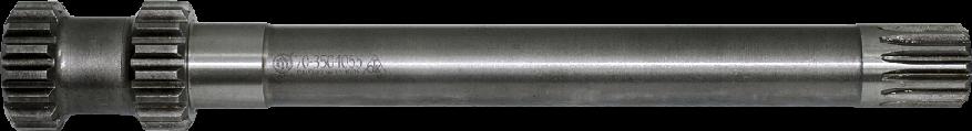 Вал гальмовий МТЗ-80, фото 2