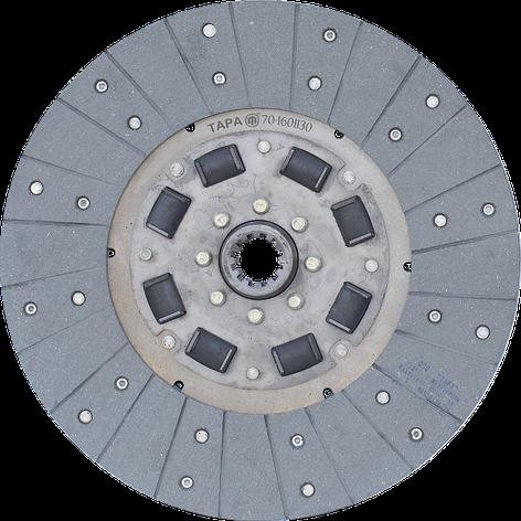 Диск зчеплення МТЗ-8070-1601130, фото 2