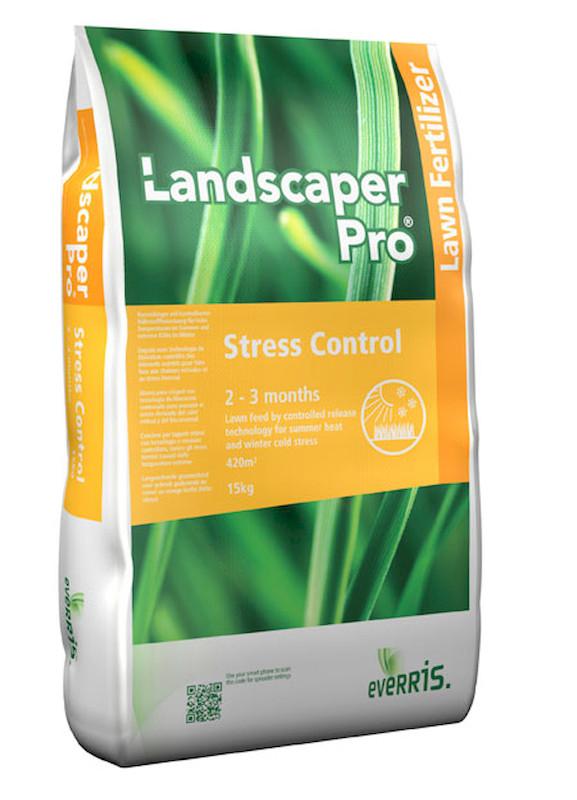 Удобрение для газона LandskaperPro Stress Control 15 кг