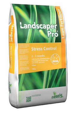 Удобрение для газона LandskaperPro Stress Control 15 кг, фото 2