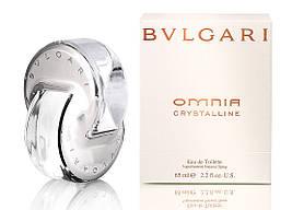 Женская Туалетная вода  (лицензия) лицензия ОАЭ Bvlgari Omnia Crystalline (65ml)