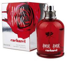 Женская Туалетная вода  (лицензия) лицензия ОАЭ Cacharel Amor Amor (100ml)