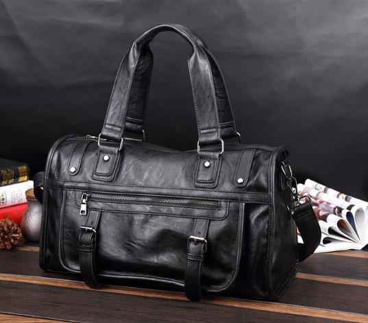 Качественная мужская городская сумка