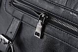 Качественная мужская городская сумка, фото 5
