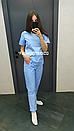 """Жіночий медичний костюм """"Мікс"""", фото 2"""