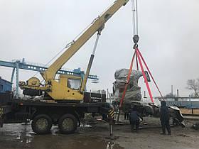 Погрузочно-разгрузочные работы в Киеве