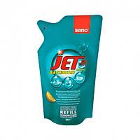Засіб для чищення акрилових поверхонь Sano Jet Bathroom, 500 мл Запаска