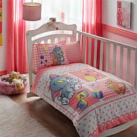 Постельное белье для младенцев Tac Bebe Tom and Jerry girl