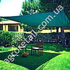 Затеняющая сетка зеленая 95% тени 4x50 м, фото 4
