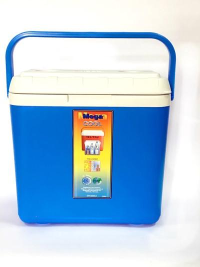Термобокс 12 л синий, Mega