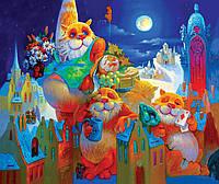 Деревянные пазлы DaVici (ДаВичи) Праздник полной луны