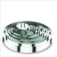 Форма кондитерская Lacor круглая (d-7,5, h-4 см)