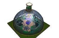 """Ветрогенератор """"Зелёная энергия"""""""