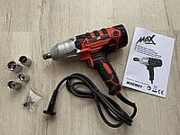 Сетевой гайковерт ударный MAX MXEW01 ( 2200Вт )