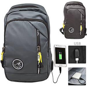 Рюкзак с USB 18*14*30см 571 (MPH028757)