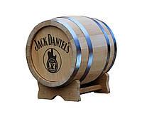 Бочка с гравировкой Jack Daniel's Guitar (Джек Дэниелс Гитара) #103