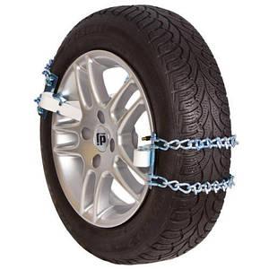 Ланцюги на колеса MODEL 3 розмір NLE-14 (4шт.) (в пластиковому боксі)