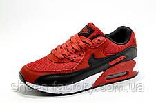 Кросівки в стилі унісекс Nike Air Max 90, Red\Червоні, фото 3