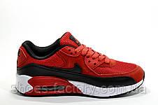 Кросівки в стилі унісекс Nike Air Max 90, Red\Червоні, фото 2