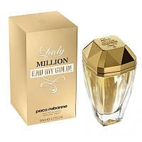 Туалетная вода  (лицензия) Paco Rabanne Lady Million Eau my Gold (80 ml)