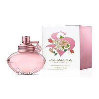 Фруктовая, сладкая туалетная вода, лицензия Shakira S by Shakira Eau Florale EDT 80 ml