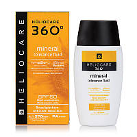 HELIOCARE 360º Mineral Tolerance Fluid Sunscreen SPF 50 – Солнцез. минеральный флюид с SPF 50 для чувств. кожи