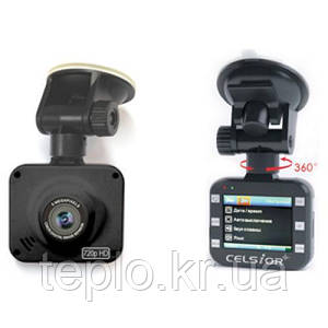 Автомобільний цифровий відеореєстратор CELSIOR DVR CS-707 HD