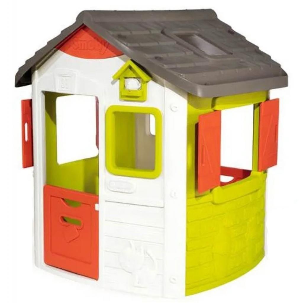 Будиночок лісничого Smoby Toys Нєо зі ставнями (810500)