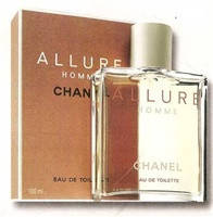 Туалетная вода  (лицензия) Chanel Allure Homme (100 ml)