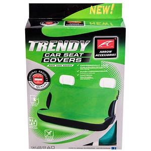 """Майка """"Arrow"""" TRENDY задні сидіння (зелені)"""