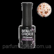 "Гель-лак с блестками beauty choice professional ""Shimmer"" GVD-02"