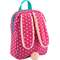 """Рюкзак дошкільний м'який """"Зайчик"""", Кайт (K18-541XXS-2), фото 1"""