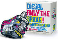 Туалетная вода  (лицензия) (лицензия) Diesel Only The Brave by Bunka EDT (75 ml)