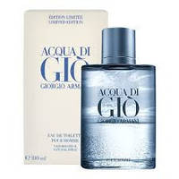 Туалетная вода лицензия Giorgio Armani Acqua di Gio Limited Edition Blue (100 ml)
