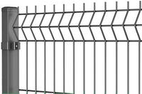 Ограждения ЗАГРАДА ЭКО оцинкованные 200х50мм 3,00мм/4,00мм 1.26м/2,50м