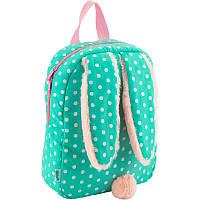 """Рюкзак дошкільний м'який """"Зайчик"""", Кайт (K18-541XXS-3), фото 1"""