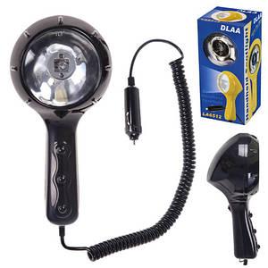 Автомобільна переносна лампа LA-6512W/H3-12V-55W/в прикурювач