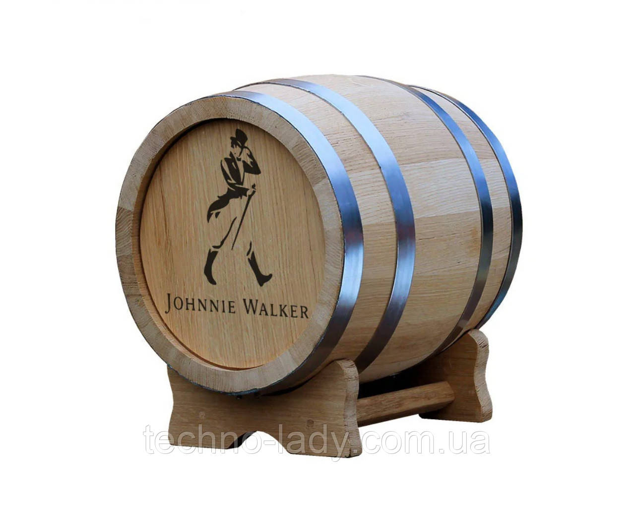 Бочка с гравировкой Johnnie Walker (Джонни Уокер) #108