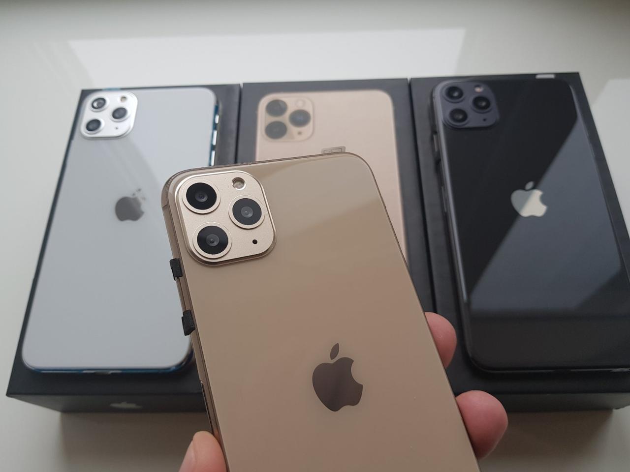 Новинка! Apple Iphone 11 PRO MAX 6.5! Копия! Все цвета! Без предоплаты!