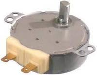 Двигатель (мотор) СВЧ печи для микроволновой печи MT-220 железный вал . (круглый )