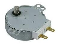 Двигатель (мотор) СВЧ печи для микроволновой печи MT-220 железный вал . короткий.