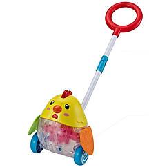 Іграшка-каталка ПІВНИК