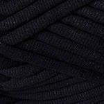 Нитки пряжа для вязания трикотажная CORD YARN YarnArt Корд Ярд № 750 - черный