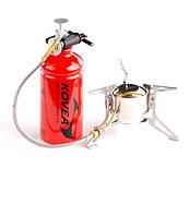 Туристическая мультитопливная горелка Kovea KB-N0810 Booster Dual Max., фото 1