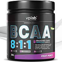 Незаменимые аминокислоты VPLab Bcaa 8:1:1 Drink 300 gr fruit punch