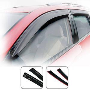 Дефлектори вікон Volkswagen Polo 4 2001-2005 HB 5-ти дверний