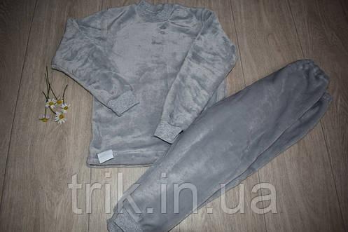 Пижама детская махра, фото 2