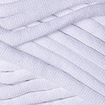 Нитки пряжа для вязания трикотажная CORD YARN YarnArt Корд Ярд № 751 - белый