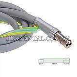 Шланг для стоматологічної установки, з'єднання М4., фото 2