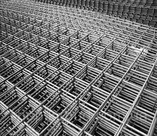 Сетка для армировки и кладки 50х50х4 1000х2500мм, фото 2